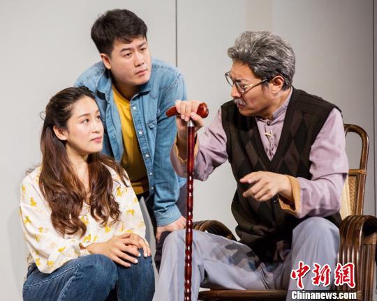 现代都市公益话剧《髓愿》演绎造血干细胞捐献者的大爱故事_上海