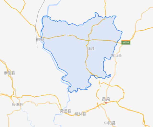 吕梁各县人口_山西省各市人口面积排名 数据图表