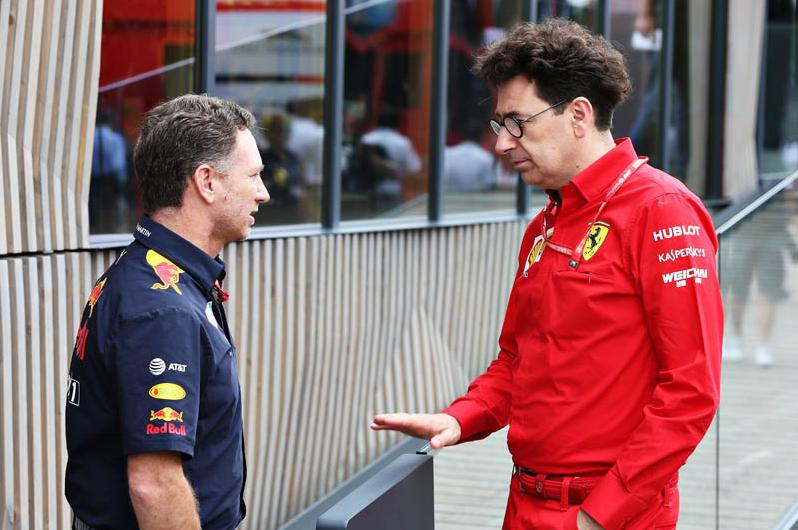 F1新规改革仍有争议法拉利表态用否决权是耻辱