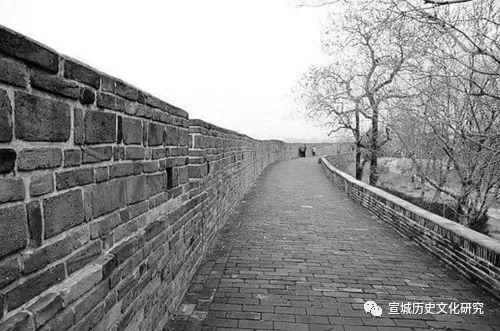 原创            追踪宣城古城墙历史