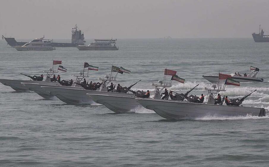 两大五常国伸出援手,伊朗强援到来,波斯湾局势发生逆转