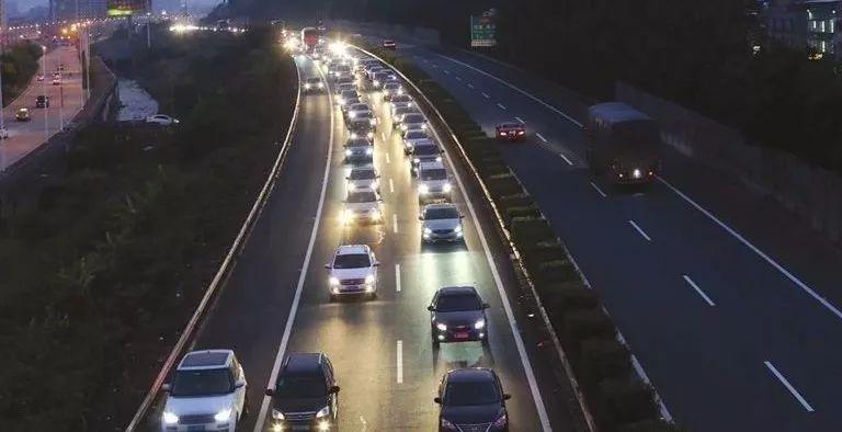广东返程高峰来了,小心这些易堵路段