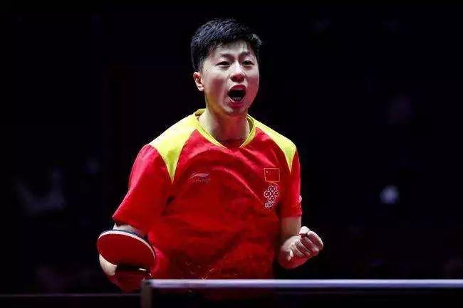 【热点】马龙:我想当中国乒乓的传奇