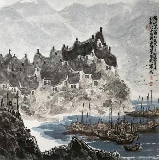 《齐鲁画风大系·山东中国画》首发式系列活动 山东美术发展研讨会