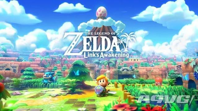 《塞尔达传说织梦岛》为欧洲销售最快的NS游戏三天销量43万