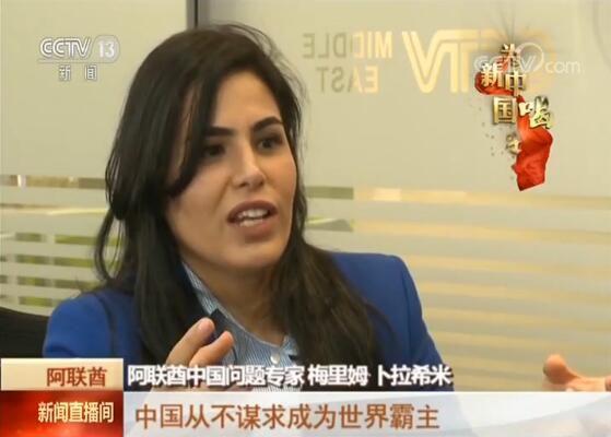 阿联酋专家点赞我国开展理念:为国际带来更多开展机会