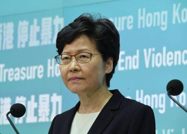 境外媒体:港府订立《禁止蒙面规例》香港各界盼依法止暴制乱