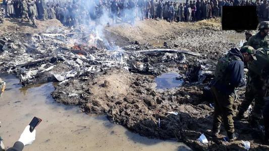 消息确认,印度直升机没被邻居摧毁,而是被自己人击落