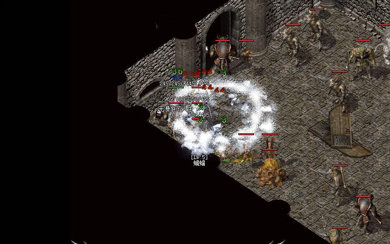 龙之神途:传奇的怪物AI,确实是个致命的硬伤