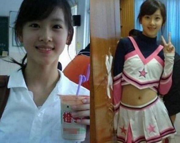章泽天英国剑桥留学生活多姿多彩,25岁的她再度活成青春少女模样