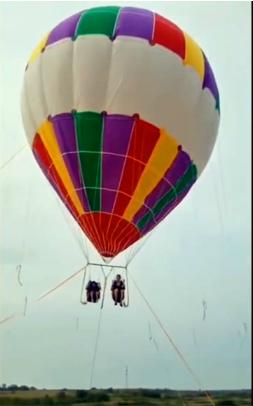 游乐场变夺命场 乘气球遇难母子最后影像曝光