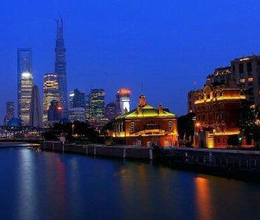 中国最美夜景十大城市,快来看看有没有你所在的城市!