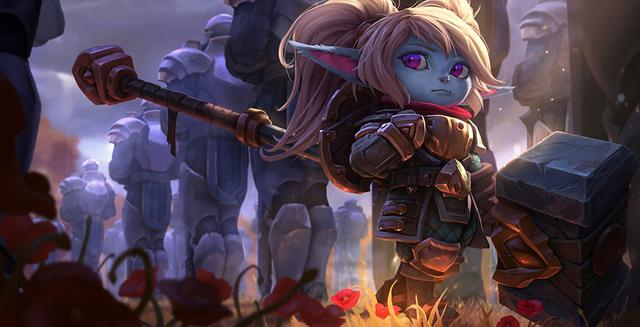 LOL:云顶之弈恶魔骑士团新版本上分的不二利器