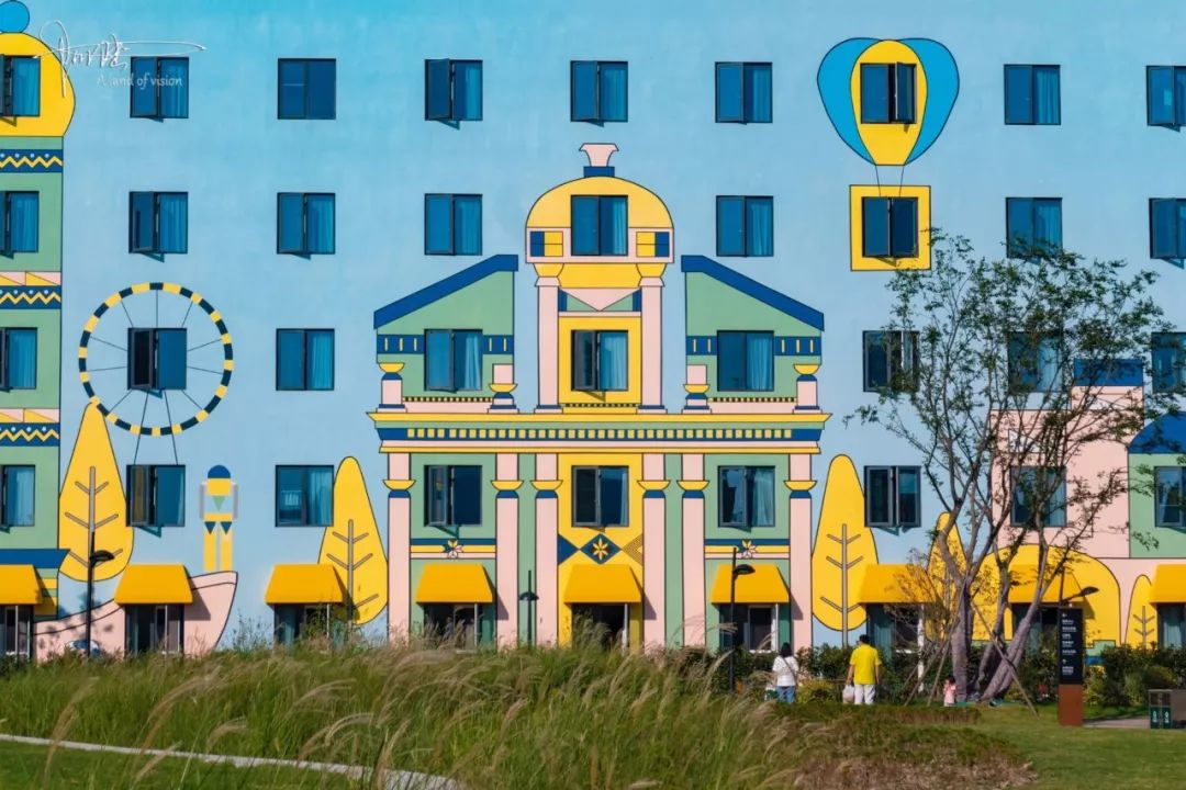 原创             德清有个总投资超十亿,占地面积1800亩的度假乐园,很好玩