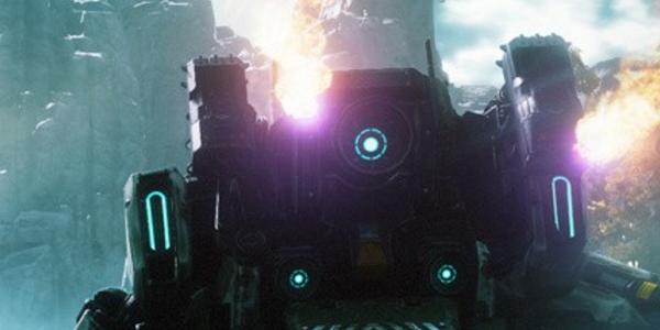 《泰坦陨落2》有机甲的《使命召唤