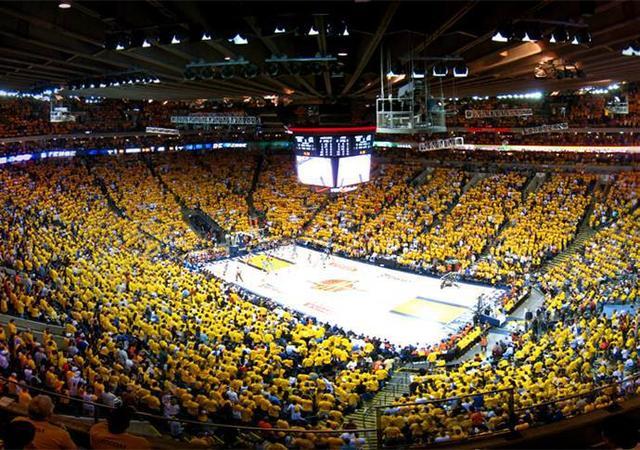 NBA6大主场之最:10亿球馆成最豆腐渣主场,马刺主场最受动物欢迎