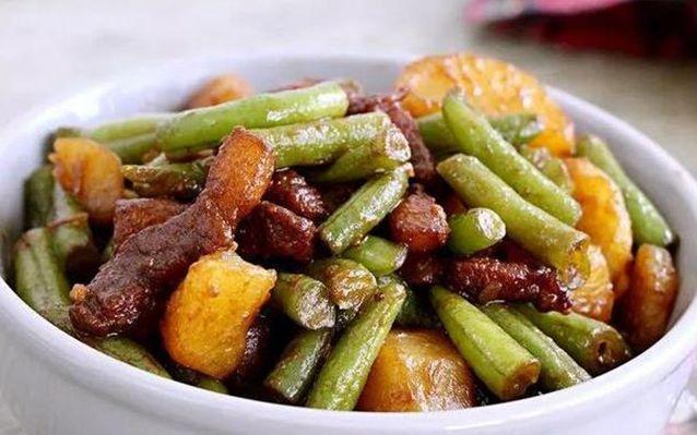 [几道荤素搭配的家常菜,做法简单还美味,保证全家人都爱吃!] 荤素搭