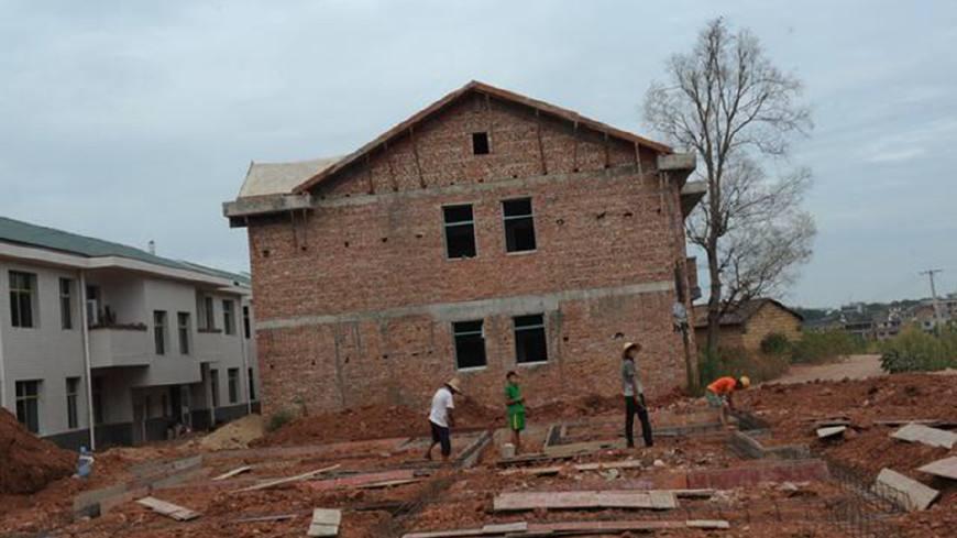 农村很多新盖的房子无人住,农田里面不种庄稼种上树,为啥呢