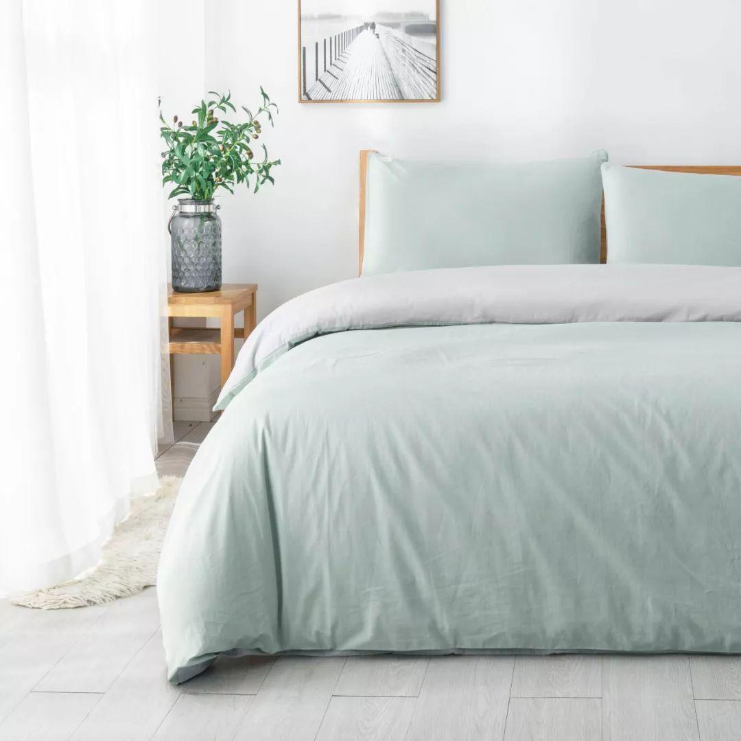 用裸睡,向這套床品致敬
