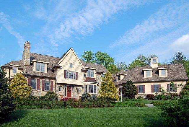 美国人有一辈子都住在租的房子里的么?