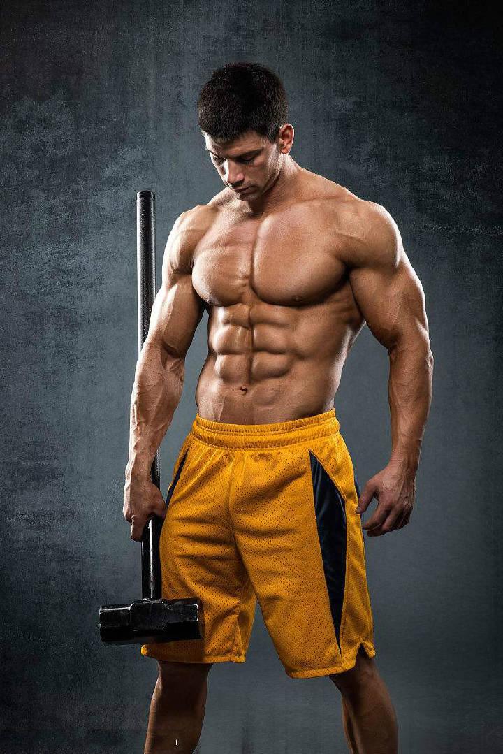 如果练出好胸肌?顾及整体重点对待,有