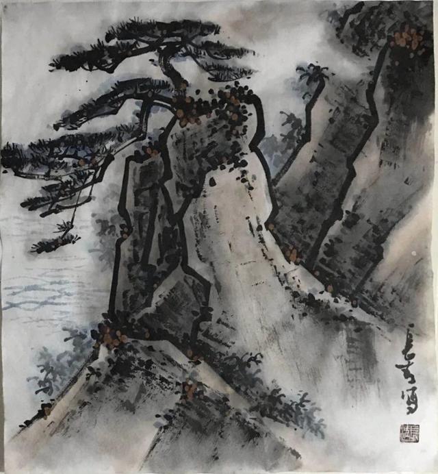 山水画家王长冬作品欣赏