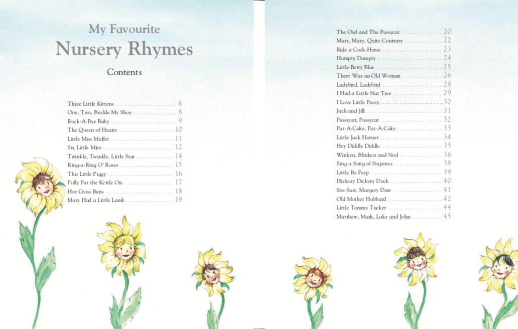 精选25首英文童谣,36首英文古典童谣,配套儿歌的初中和儿歌原版.饶良镇社旗县音频老师图片