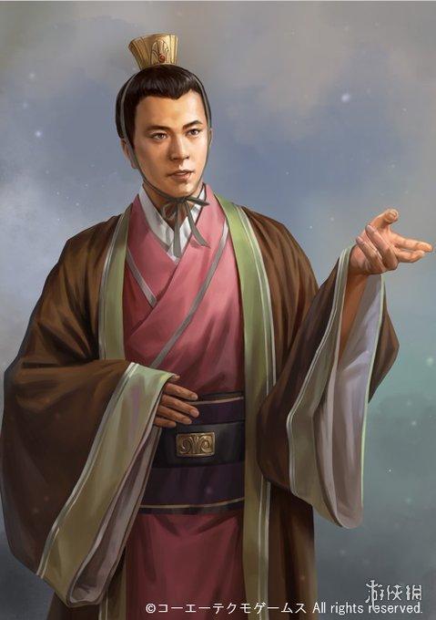 《三国志14》新武将谢景介绍太子孙登宾客性情中人