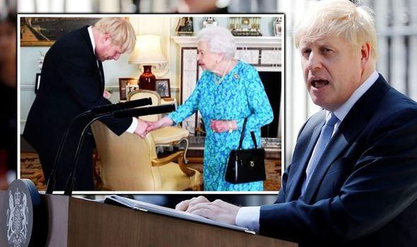 约翰逊下定决心脱欧 宁被女王开除也绝不主动辞职_英国
