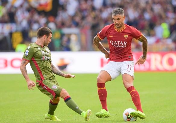 比赛日:罗马1-1卡利亚里 门兴5-1胜超拜仁登顶