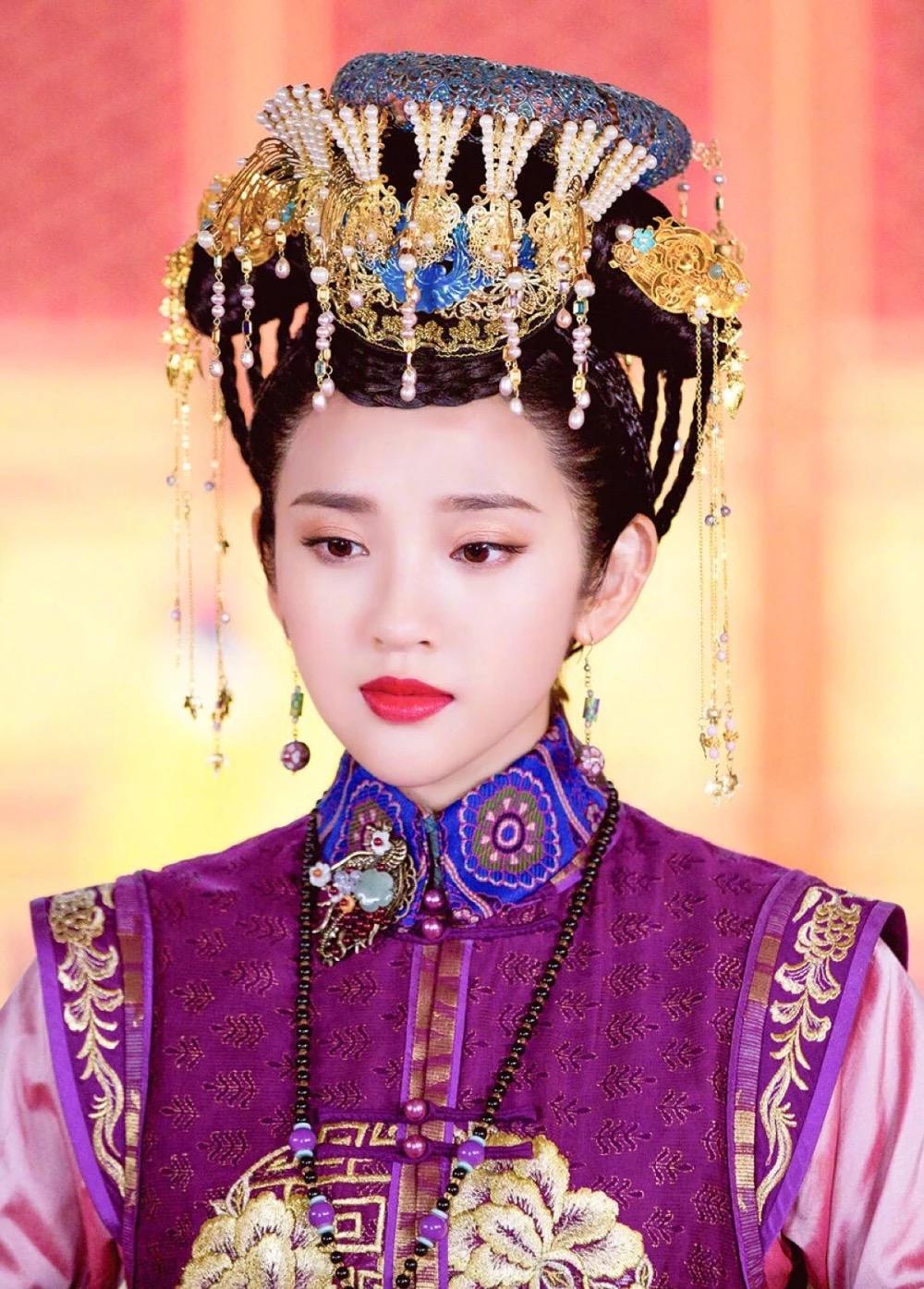 清穿三座大山都拍摄成电视剧,可只有刘诗诗这部最火插图(7)