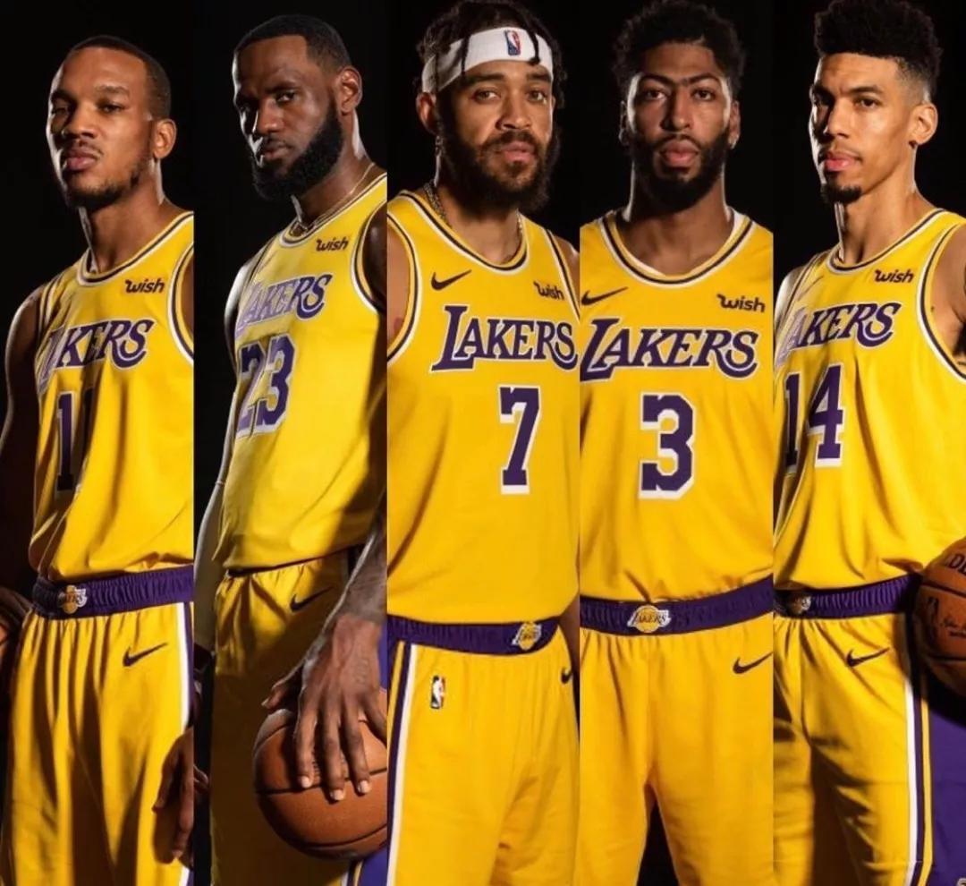 湖人发推:NBA,这只是一次警告!湖人总冠军?_浓眉