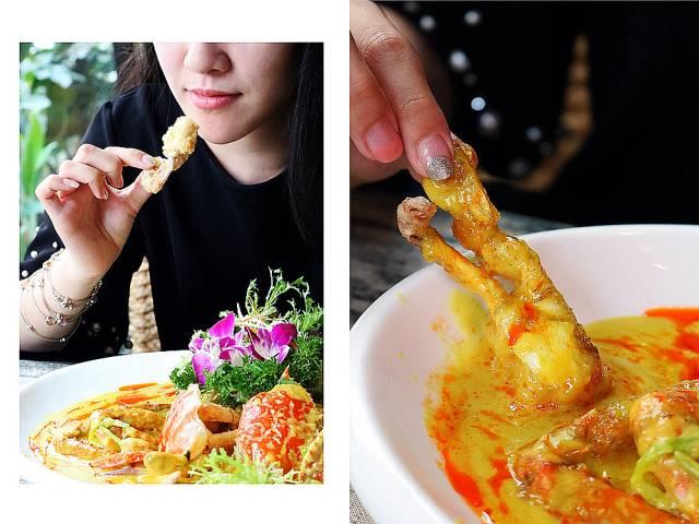10.8元/份泰国冬阴功,我在石龙吃到了...