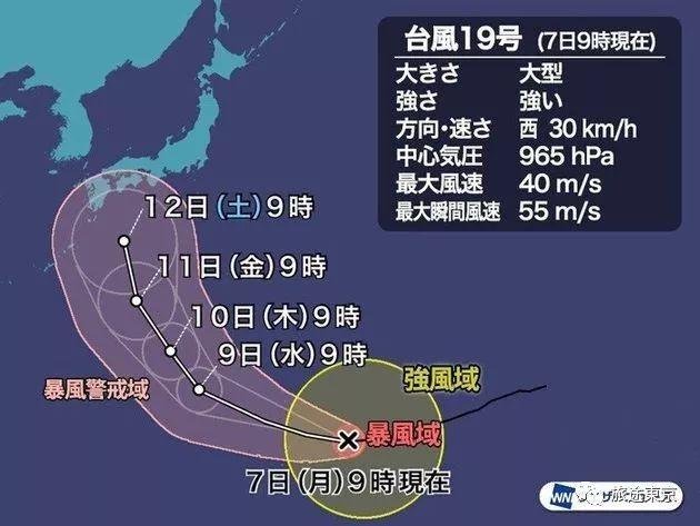 台風 最大 瞬間 風速