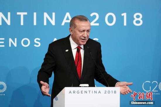 白宫:美国不会参加土耳其在叙北部的军事行动