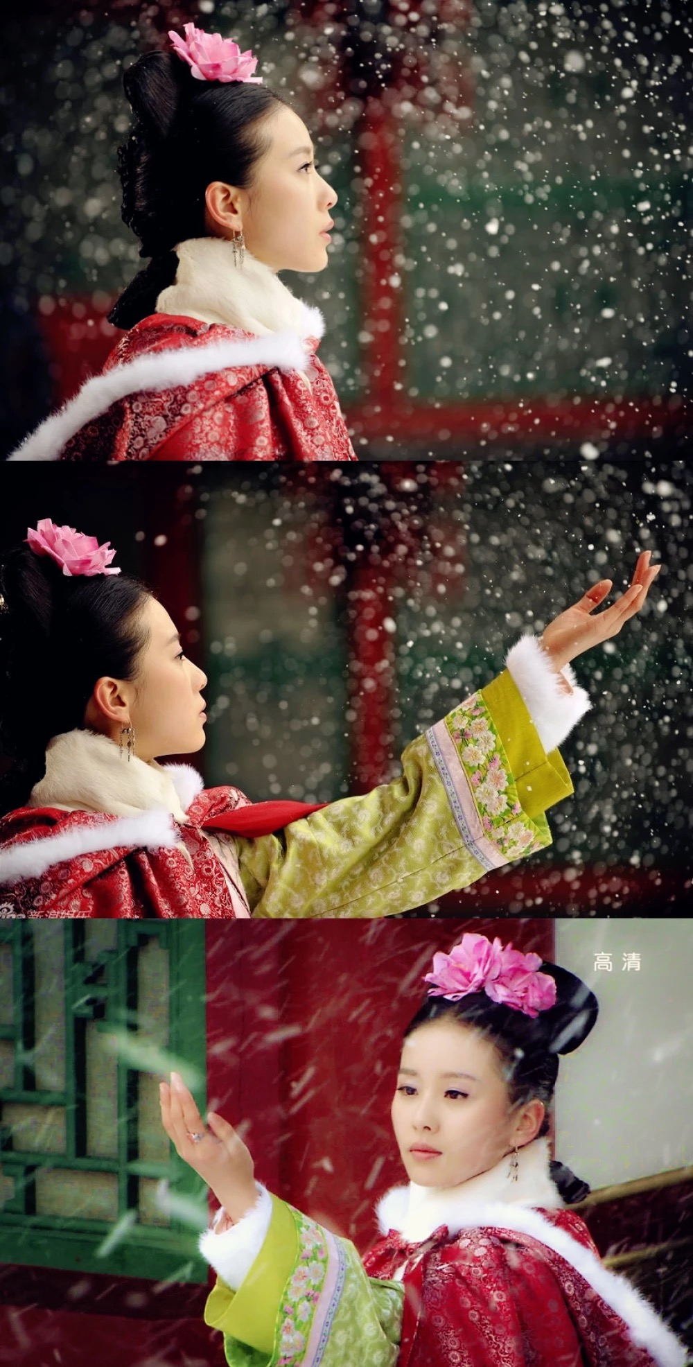 清穿三座大山都拍摄成电视剧,可只有刘诗诗这部最火插图(3)