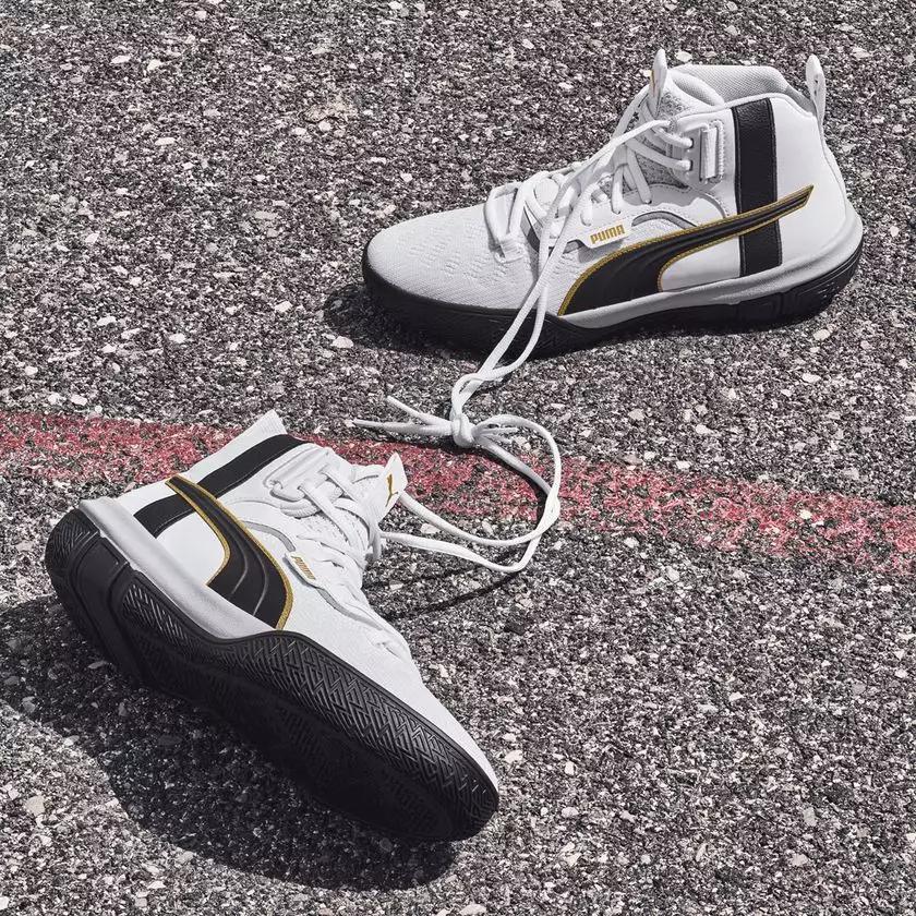 原创             PUMA的球鞋是什么水平?
