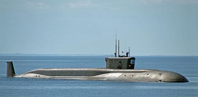 宁可卖掉克里姆林宫,也要造的潜艇到底什么样?一艘足以毁灭世界