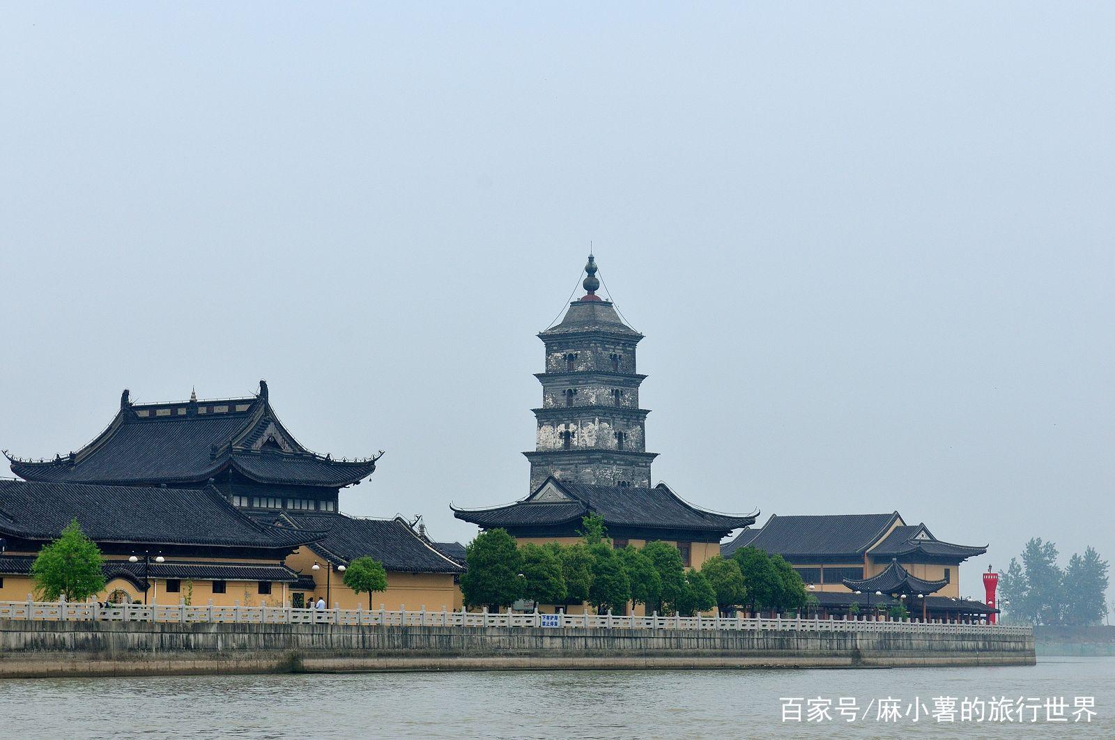 江苏最有排面的寺庙,总理一句话,京杭大运河便为它改道