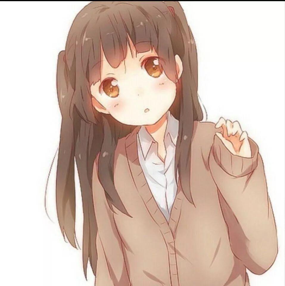 可爱小女生头像