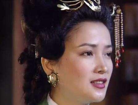 老版 三国演义 谁是最美的女人,貂蝉还是小乔图片