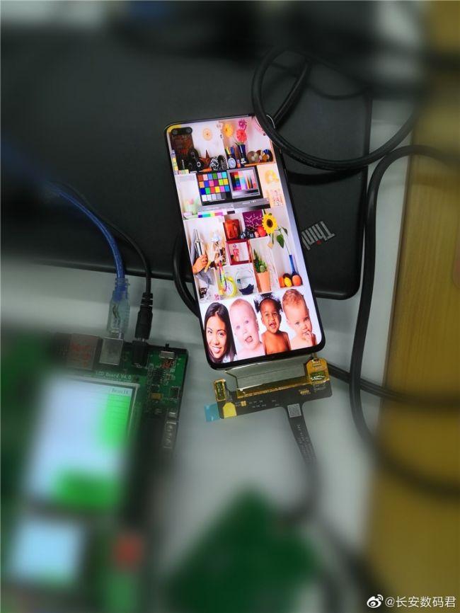 <b>5G新机再出荣耀V30系列参数曝光标配麒麟990+前置打孔屏</b>