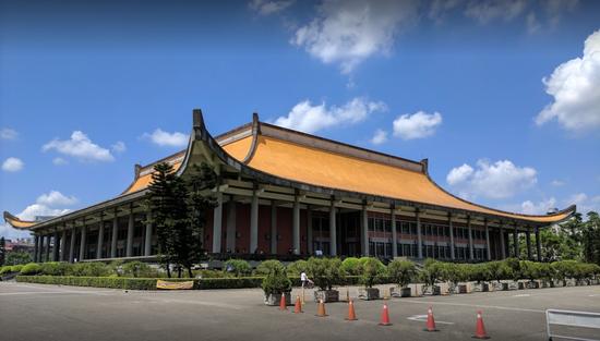 台文化部门要拆孙中山纪念馆围墙 遭当地居民反对