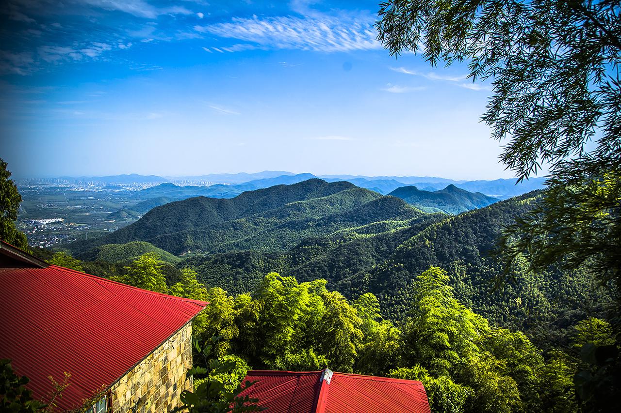 剑三庐山云雺#-_梦寻江南,去杭州的后花园德清,读山,品水_分类