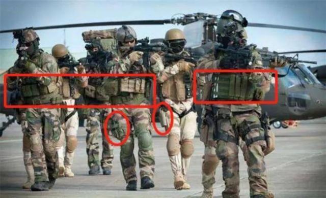 为什么特种兵把手枪装备在大腿外侧,警察则在腰间,保镖却在怀里_任务