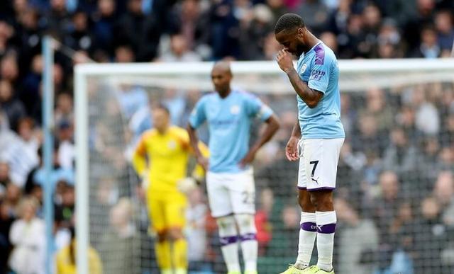 英超一夜爆出两大冷门!曼联0-1遭遇3轮不胜,曼城0-2落后榜首8分