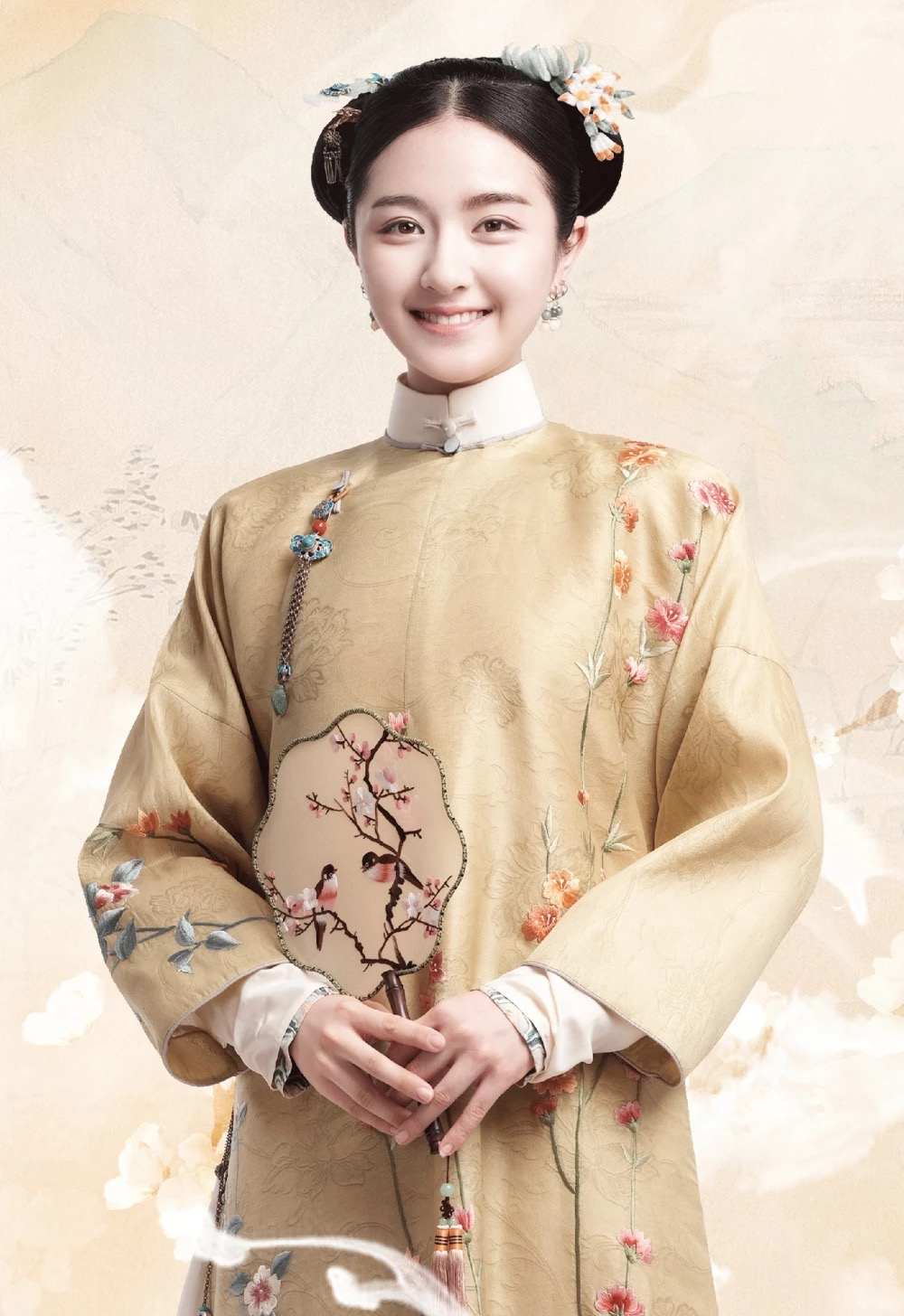 清穿三座大山都拍摄成电视剧,可只有刘诗诗这部最火插图(9)