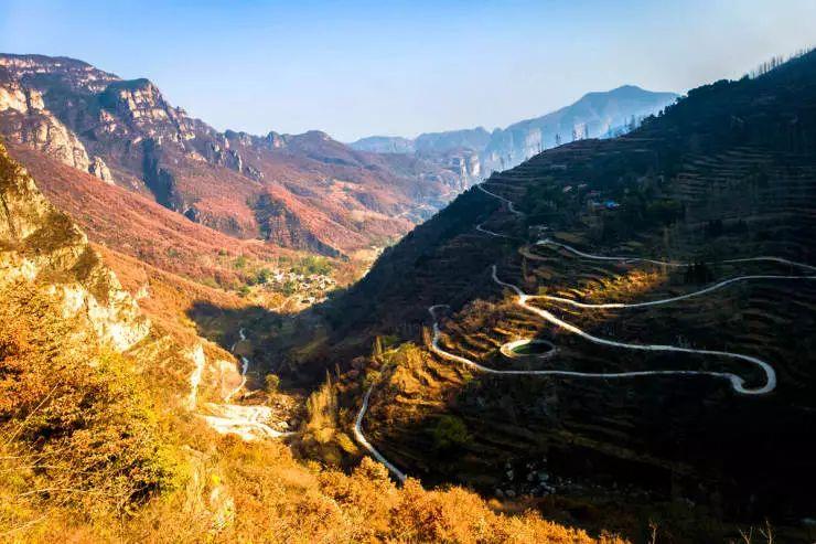 震撼秋色高铁直达!5天时间,领略最壮美的山河故里
