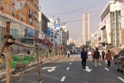 【随拍】晋城人民广场这条路,可以通行啦!