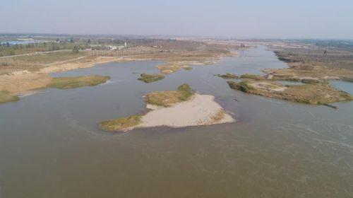 冶河灌區啟動秋季生態補水優化石家莊市生態環境